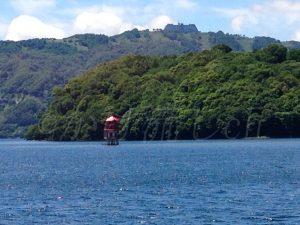 弁天島三重塔