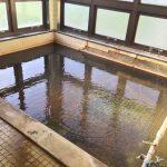 濁川温泉新栄館女性用浴槽