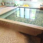 鹿部温泉公衆浴場亀の湯と道の駅しかべ間歇泉公園を満喫