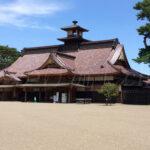 函館観光の定番五稜郭公園観光とハセガワストアの元祖やきとり弁当を食す