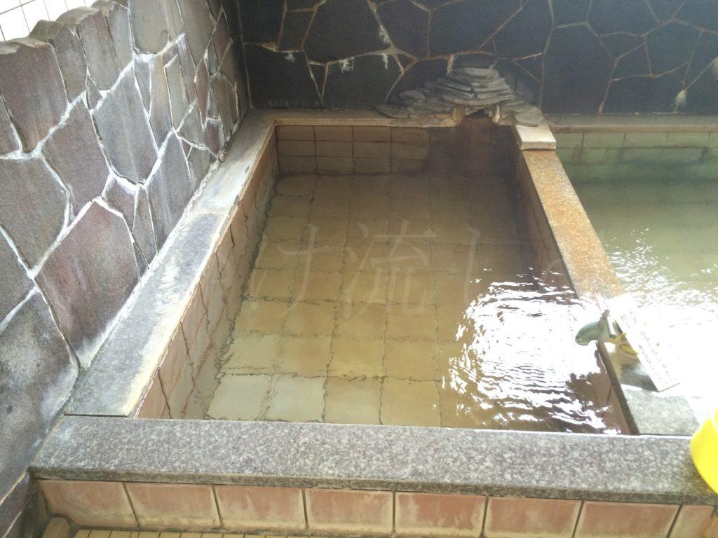 大盛湯上段激熱浴槽