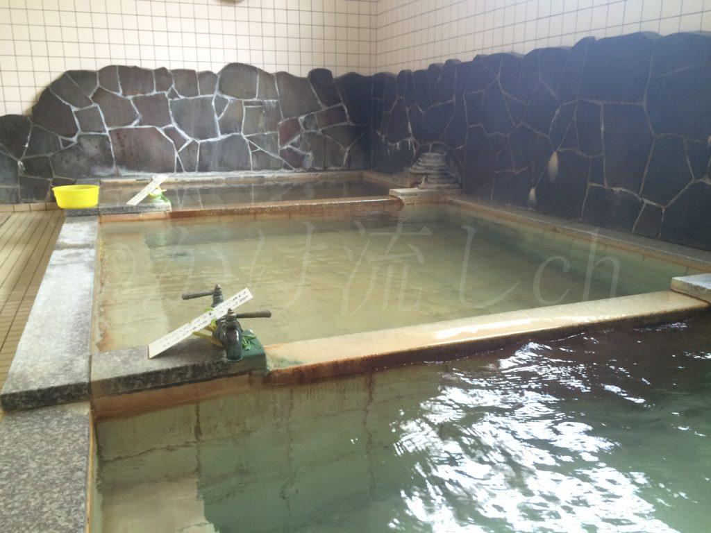 大盛湯三段浴槽