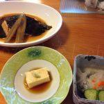 湯元漁火館夕食