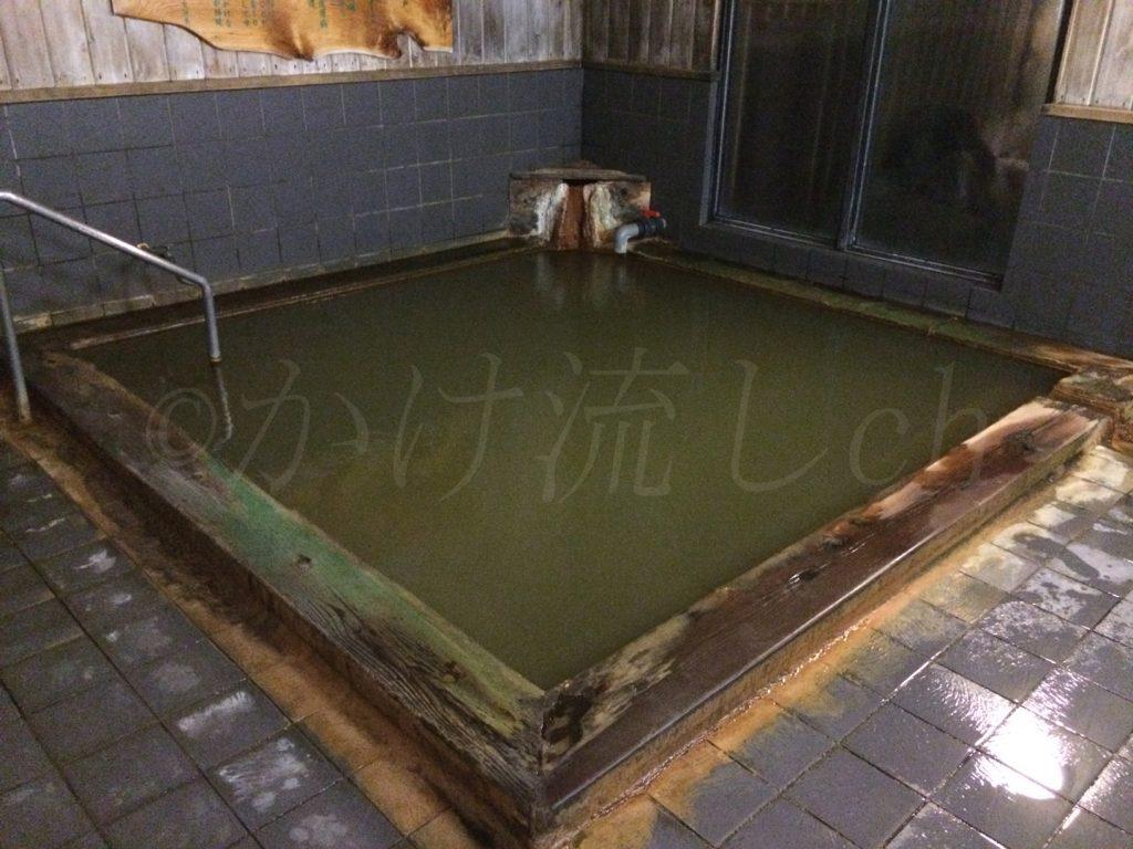 湯元漁火館内湯浴槽(男性)