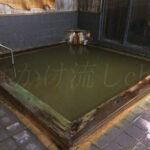 函館湯の川温泉湯元漁火館の海の幸満載絶品料理と至高の源泉かけ流し温泉に大満足